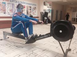 Мастер-класс на тренажере Concept2 Indoor Rower в ГЦОЛИФК