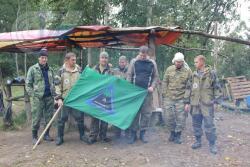 Приглашаем на встречу с командиром поискового объединения «Тризна» К.М. Долинским
