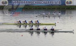 Большая Московская регата - 2015
