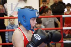 Youth boxing tournament dedicated to the Victory Day