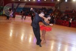 Студенты РГУФКСМиТ Артемий и Марина Каташинские - чемпионы мира по 10 танцам