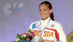 Екатерина Хураськина заняла второе место в Финале Кубка мира по современному пятиборью