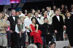 Студент ГЦОЛИФК Максим Киселёв принял участие в IV Парамузыкальном фестивале