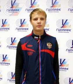 Аспирант ГЦОЛИФК Андрей Сизов обладатель золотых медалей Чемпионата России по подводному спорту и Чемпионата мира по подводным видам спорта