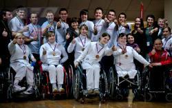 В столице прошёл «Открытый Кубок Москвы по паралимпийскому фехтованию»