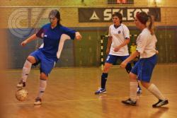 Футболистки РГУФКСМиТ нещадно громят соперниц