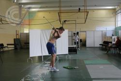 В НИИ спорта проведено комплексное обследование сборной России по гольфу