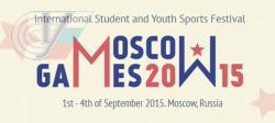 Приглашаем студентов принять участие в Международном Фестивале студенческого и молодежного спорта «Moscow Games 2015»