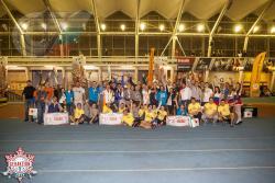 Зимние Игры «Гераклион» собрали около 300 представителей различных видов спорта