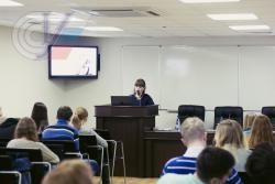 В РГУФКСМиТ состоялся семинар Марии Хромцовой