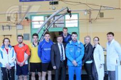 В НИИ спорта ГЦОЛИФК проведено этапное комплексное обследование спортсменов членов сборной команды России по бадминтону