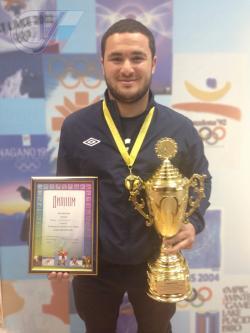 Сборная команда РГУФКСМиТ выиграла IV международный турнир по мини-футболу