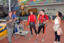 Мастер-класс по «Экстремальным видам спорта в городской среде»