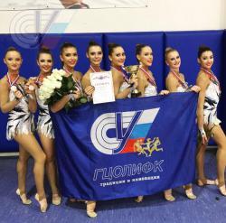Гимнастки РГУФКСМиТ стали призерами V Международного турнира «Невские звезды»
