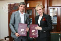 Ректор РГУФКСМиТ Тамара Михайлова подписала соглашение о сотрудничестве с Федерацией скалолазания России