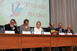 Ректор РГУФКСМиТ Тамара Михайлова: Я надеюсь, нам удастся возродить кафедру шахмат