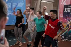 В РГУФКСМиТ обсудят преимущества танцевального симулятора Just Dance