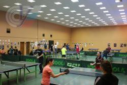 В РГУФКСМиТ завершился турнир по настольному теннису среди любителей