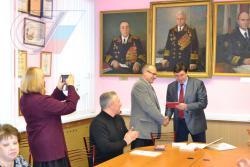 Наставник киберспортсменов РГУФКСМиТ награжден медалью «Патриот России»