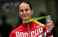Выпускница РГУФКСМиТ Софья Великая стала серебряным призером Олимпийских игр-2016 по фехтованию на саблях