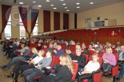 Заслуженные тренеры СССР и России по легкой атлетике дали мастер-классы в РГУФКСМиТ участникам научно-практической конференции