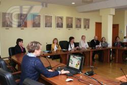РГУФКСМиТ выразили благодарность за организацию научно-практического семинара, посвященного использованию зарубежных электронных ресурсов