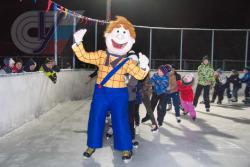 Хоккеисты и фигуристы РГУФКСМиТ провели мастер-класс для детей в Московской области