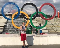 Студент РГУФКСМиТ Даниил Колышев: Немногие первокурсники могут похвастаться практикой в Ночной хоккейной лиге