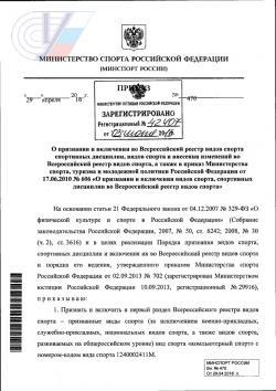 Компьютерный спорт признан официальным видом спорта в России