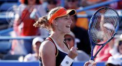 Выпускница РГУФКСМиТ Екатерина Макарова вышла в третий круг турнира WTA в Торонто