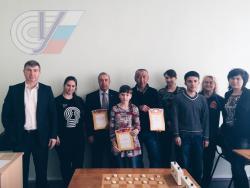 Итоги Открытого чемпионата РГУФКСМиТ по шашкам с международным участием