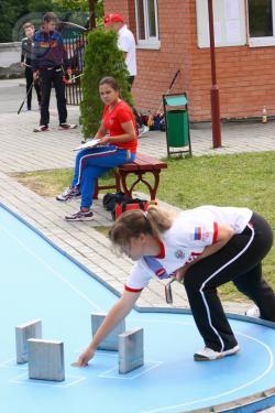 Студентка РГУФКСМиТ стала призером чемпионата России по мини-гольфу