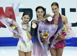 Студенты РГУФКСМиТ стали призерами финала Гран-при по фигурному катанию