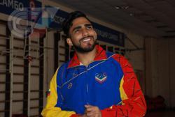 Студент РГУФКСМиТ из Венесуэлы Йохандер Рохас: Россия – сильная страна. И если учиться самбо, то только здесь