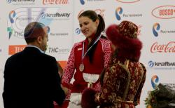 Выпускница РГУФКСМиТ выиграла серебро Кубка мира по конькобежному спорту