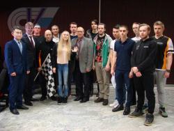 Преподаватели РГУФКСМиТ будут гонять на картах и симуляторах на соревнованиях по автодвоеборью