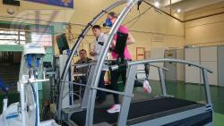 В НИИ спорта РГУФКСМиТ обследовали сборную России по легкой атлетике