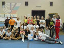 Школьников научили основам гимнастики в РГУФКСМиТ