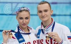 Студент РГУФКСМиТ - победитель Чемпионата Европы по водным видам спорта