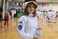 Рапиристка из РГУФКСМиТ  выиграла этап кубка мира по фехтованию