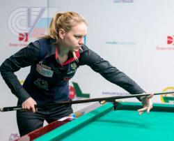 Студентка РГУФКСМиТ – победитель V Международного бильярдного турнира на Кубок Мэра Москвы