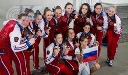 Студентка РГУФКСМиТ стала чемпионкой мира по водному поло