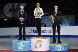 Фигуристы РГУФКСМиТ привезли две медали с чемпионата мира