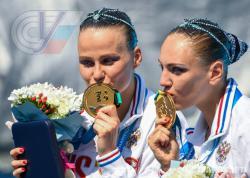 Выпускница РГУФКСМиТ выиграла второе золото на чемпионате мира по водным видам спорта