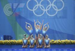 Студентки и выпускницы РГУФКСМиТ завоевали золотую медаль в групповом этапе по синхронному плаванию на Олимпийских играх-2016