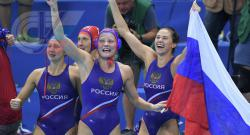 RSUPESY&T student Maria Borisova as part of Russia women's national water polo team won the bronze medal at the Olympic Games 2016