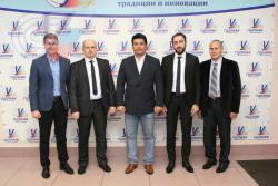 Генеральный секретарь Международной федерации электронного спорта (IeSF) Алекс Лим посетил РГУФКСМиТ