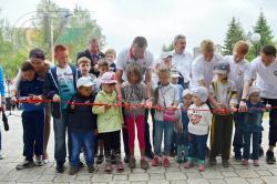 В Чебоксарах состоялось открытие Центра олимпийской подготовки по велоспорту-маунтинбайку