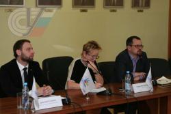 Ректор РГУФКСМиТ Тамара Михайлова и студенты вуза наметили планы на 2018 год