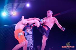 Студент РГУФКСМиТ победил пятикратного чемпиона Китая по ММА